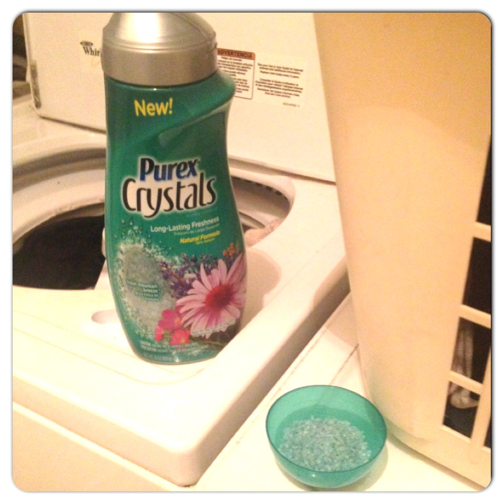 Enter to win Purex Crystals Fresh Mountain Breeze ~ MommyTalkShow.com
