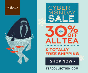 Tea Collection Cyber Monday
