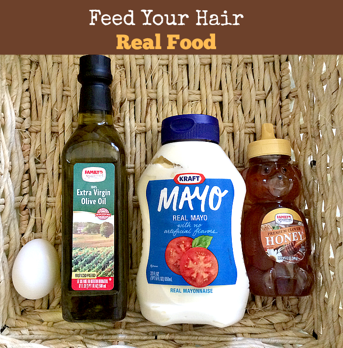 Feed Your Hair