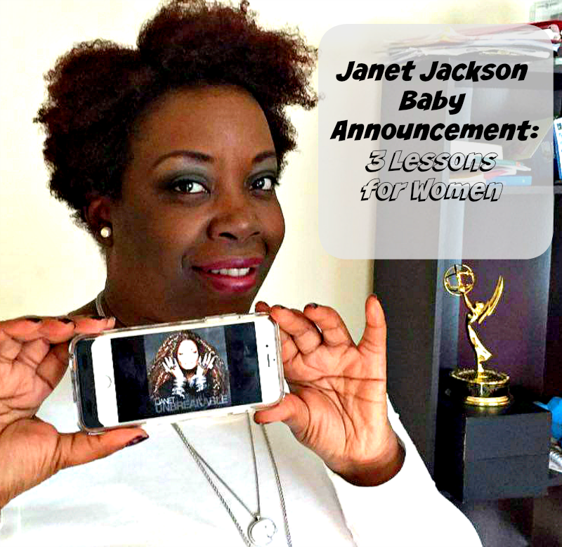 Janet Jackson Baby Announcement
