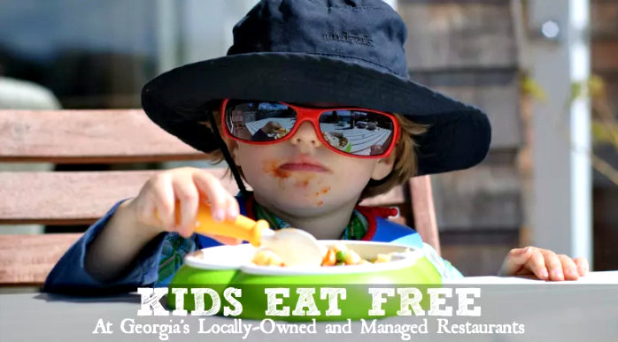 locally owned kids eat free