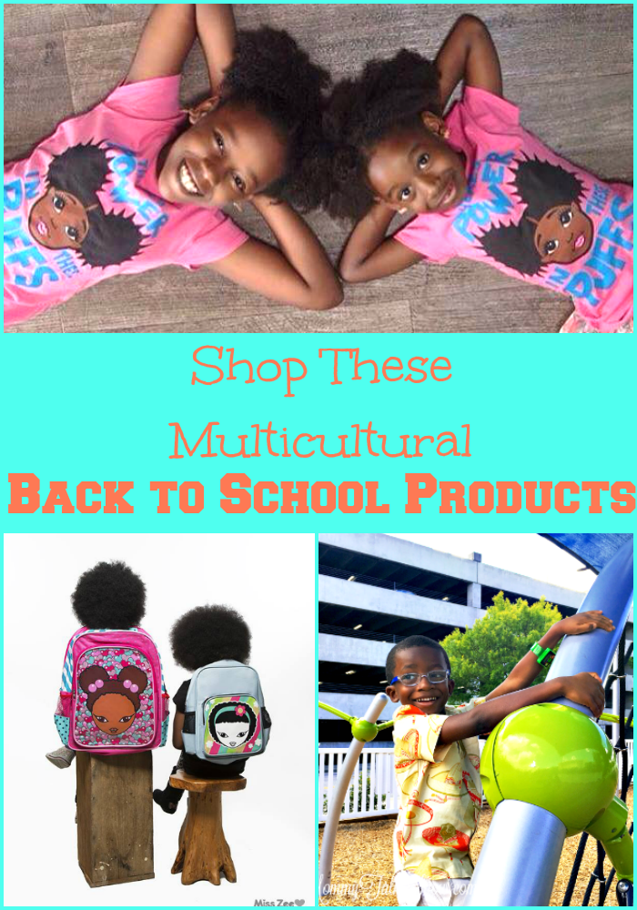 Multicultural Back to School Products