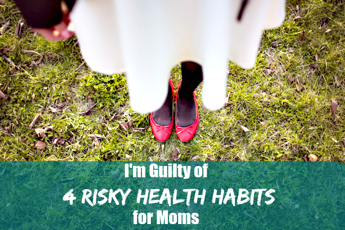 Risky Health Habits for Moms