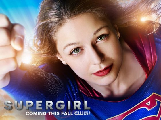 Super Girl on CW