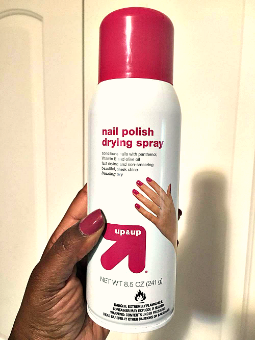 Nail Polish Drying Spray