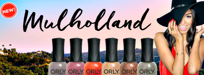 orly mullholland collection