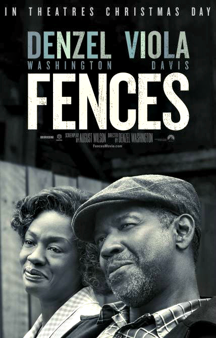 Fences - Movie Poster