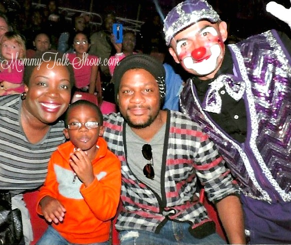 Family Photo UniverSoul Circus