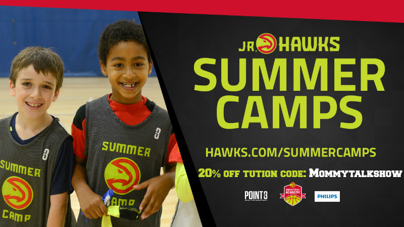 2017 Atlanta Hawks Basketball Camp