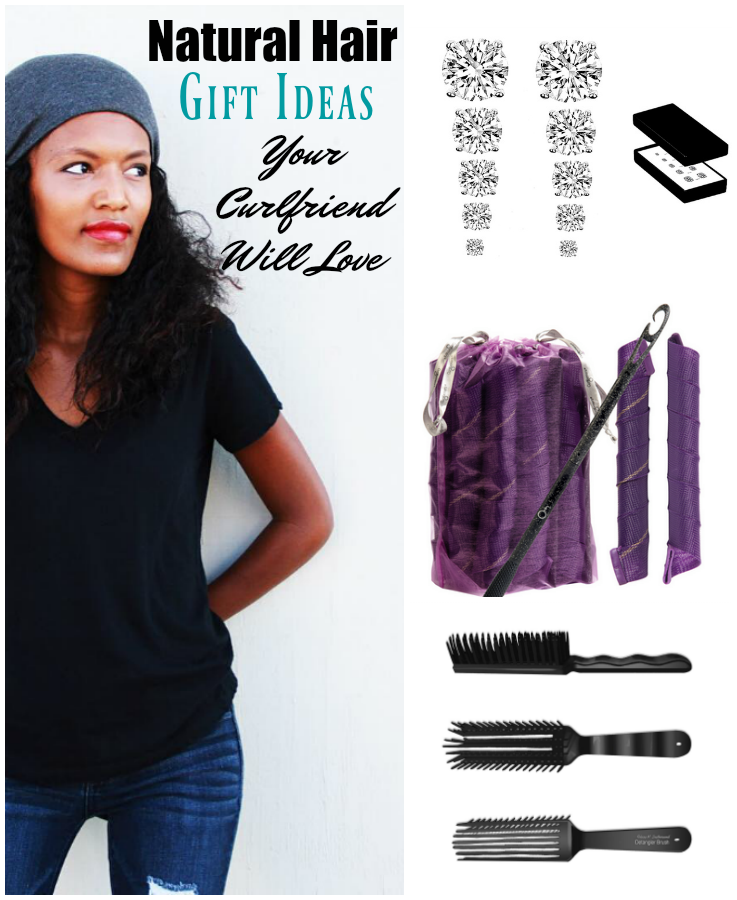 5 Natural Hair Gift Ideas Your Curlfriend Will Love
