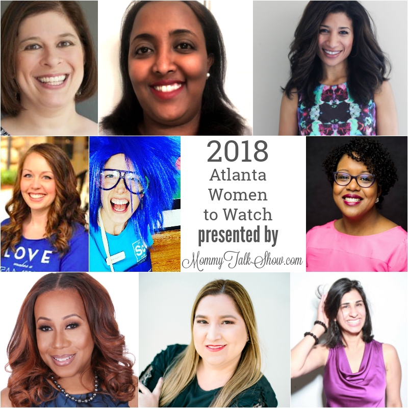 Atlanta Women to Watch in 2018
