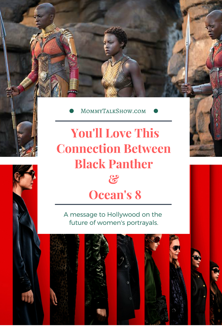 You'll Love this Connection Between Black Panther & Ocean's 8