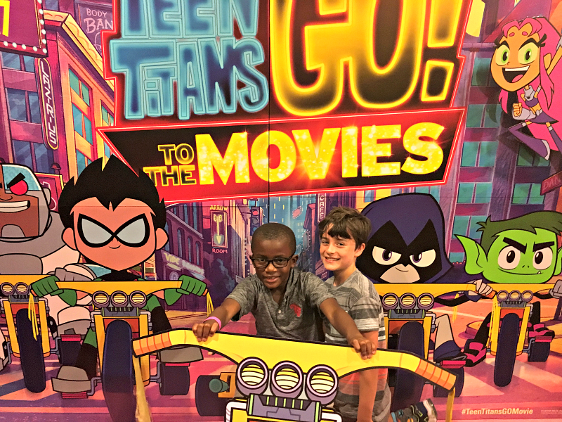 "Does ""Teen Titans Go to the Movies"" Live up to the TV Show's Fun? #TeenTitansGOMovie"