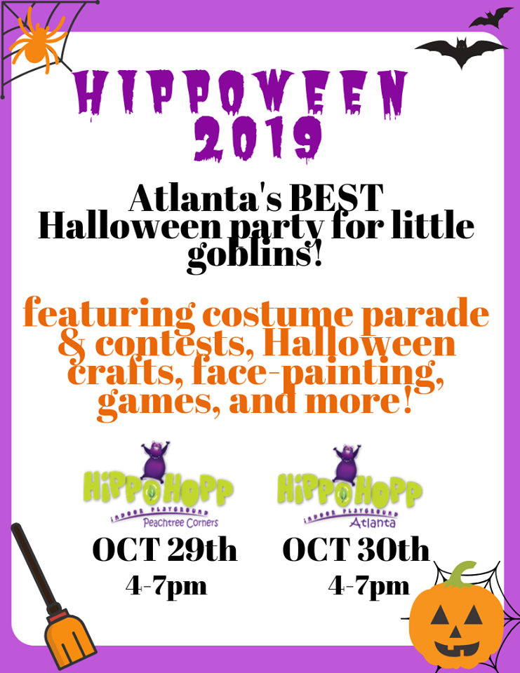 Your Guide to Atlanta's Indoor Halloween Celebrations