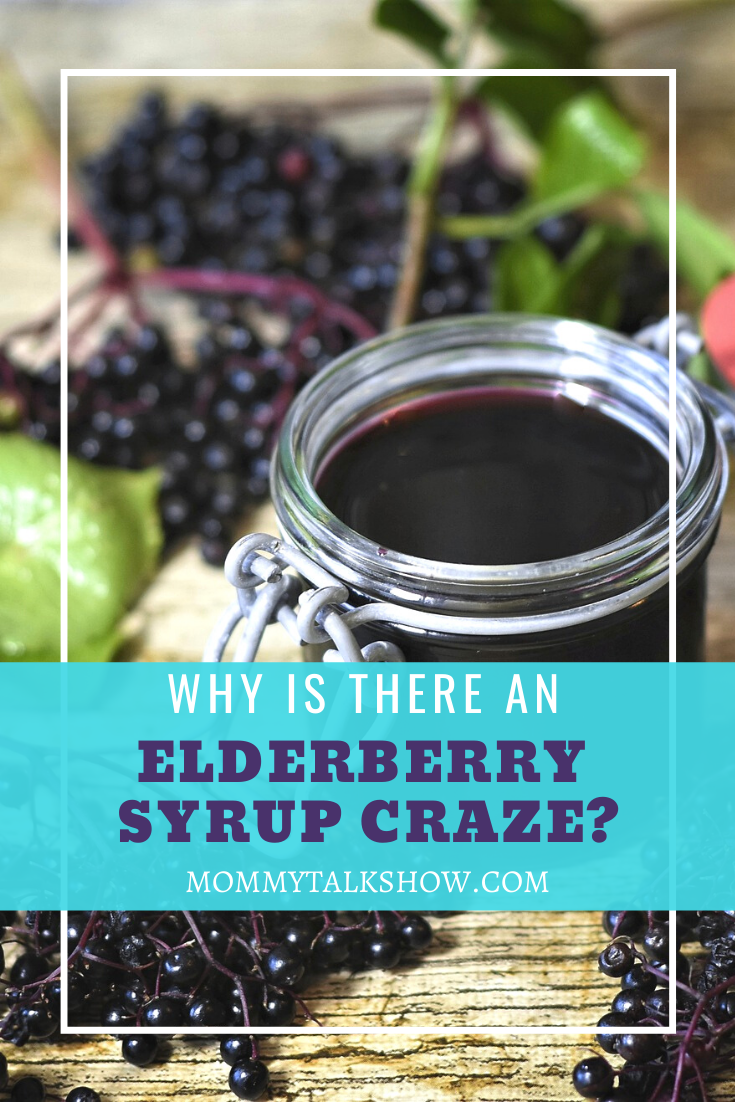 Why Are So Many Georgia Moms Buying and Selling Elderberry Syrup?