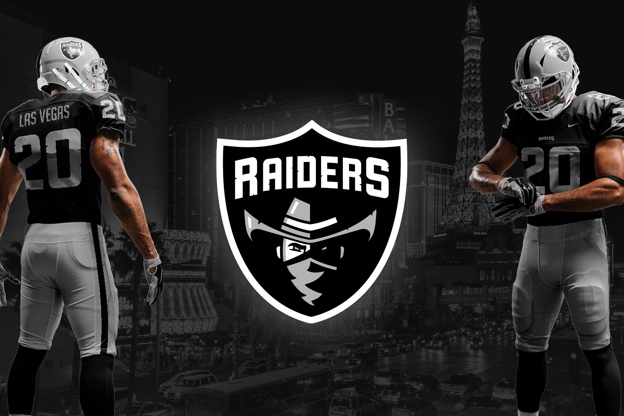Raiders Redesign