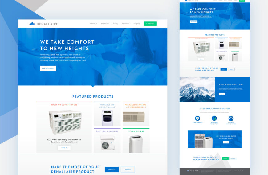 Protected: Home Appliance Website