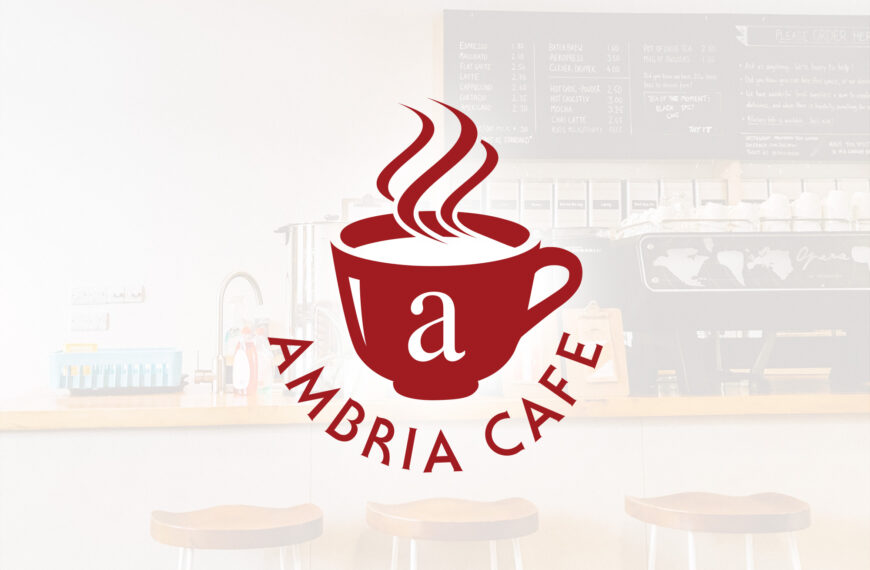 Ambria Cafe Logo