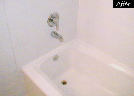 Tub and Tile After