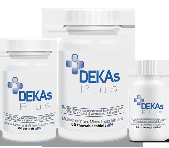 DEKAs Plus Vitamins