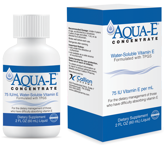Aqua-E Concentrate