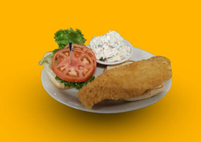 Fried flounder sandwich - 20191025_110511_1572016357688