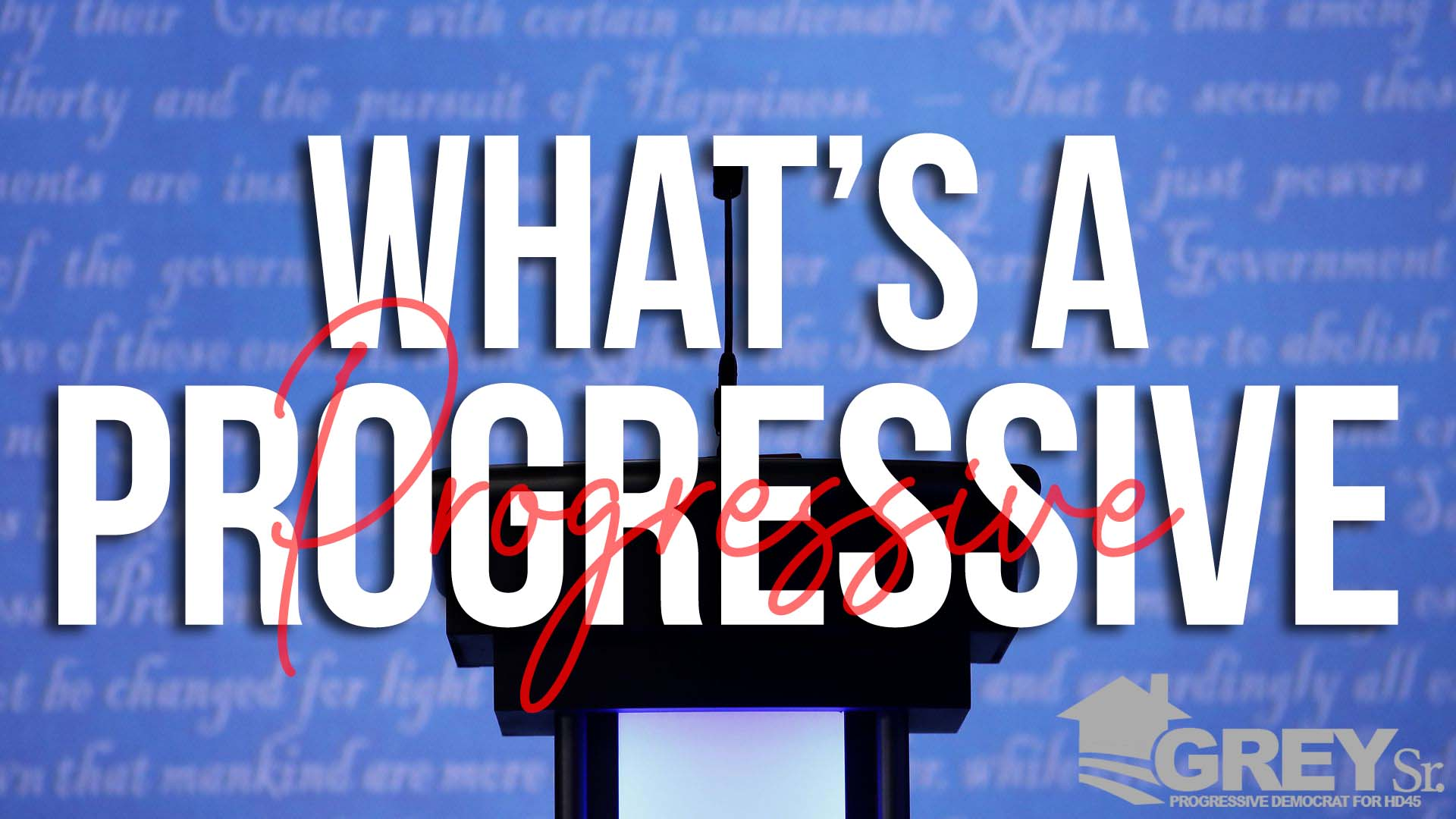 What is a Progressive