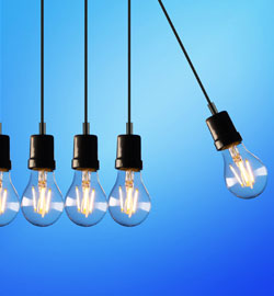 five-bulb-lights