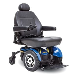 Power Wheelchairs: Front-Wheel Drive