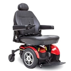 Power Wheelchairs: Heavy Duty