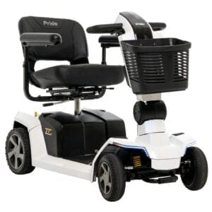 Mid Size & Luxury Scooters 400 lbs and under