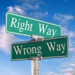 Take a Moment of Reflection: Beyond Right or Wrong