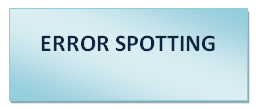 Error Spotting Questions for SSC CGL