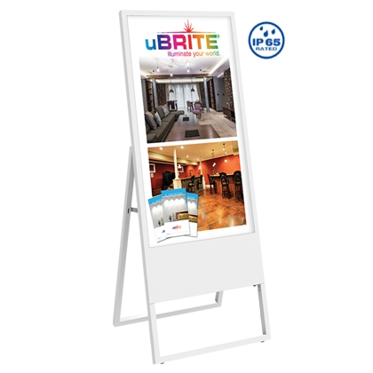 uBRITE-Digital-Sign-UBDS43AWP1KNT-WH