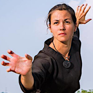 Daria Fedorova-Moskvina, Wudang Wushu and Tai Chi Instructor.