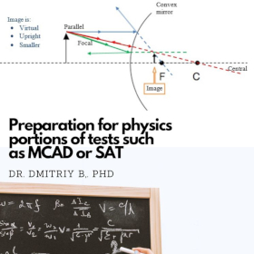 PHYSICS PREPARATION M.C.A.D. & S.A.T.