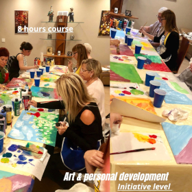 ART & PERSONAL DEVELOPMENT INITIATIVE LEVEL