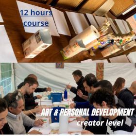 ART & PERSONAL DEVELOPMENT CREATOR LEVEL
