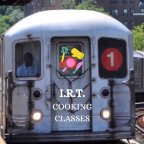 NY COOKING SERIES : IRT LINE # 1 ROUTE