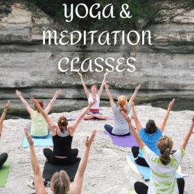 YOGA & MEDITATION CLASSES