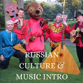RUSSIAN CULTURE & MUSIC INTRO