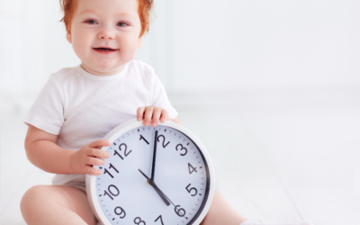 Daylight Savings: How to Adjust Your Baby's Schedule
