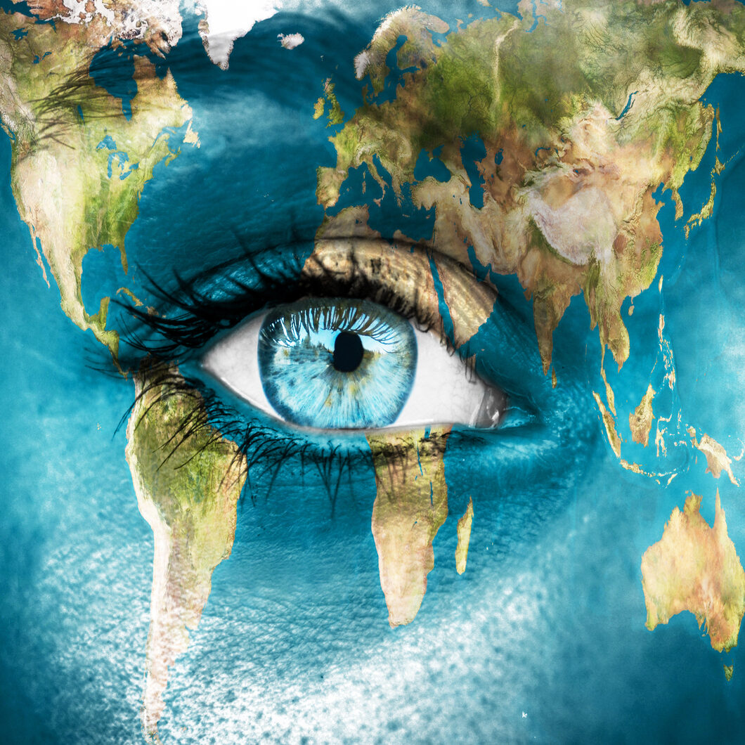 """Planet,Earth,And,Blue,Human,Eye,-,""""elements,Of,This"""