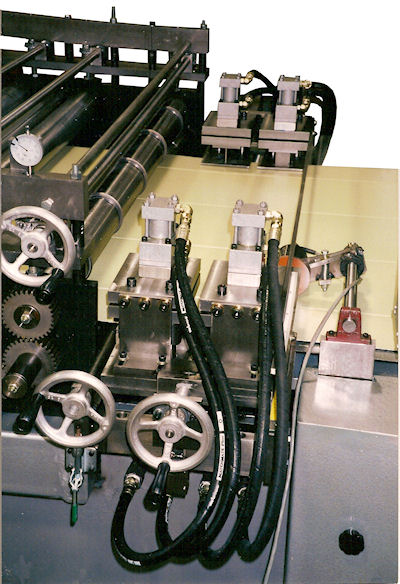 Duct Coil Line Systems Notching