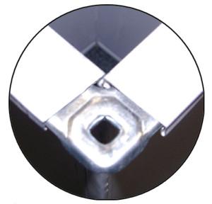 TDFC Corner Clip assembed