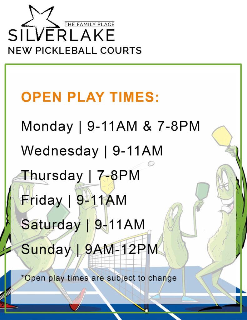 Sept 2020 Pickleball Open Play