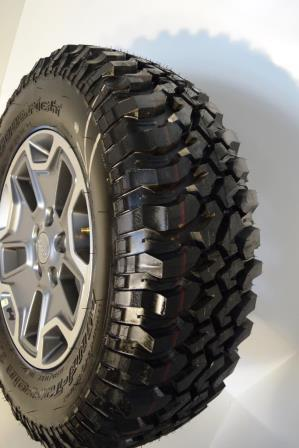 jeep rubicon oem wheels tires for sale