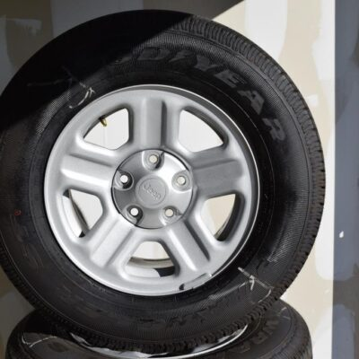 jeep 16 inch oem wheels