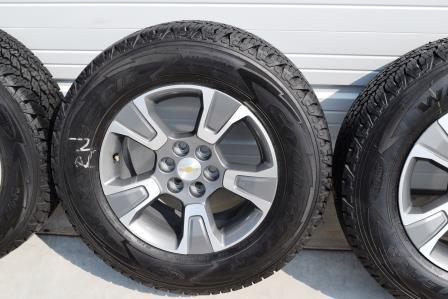 2015 chevy colorado wheels oem