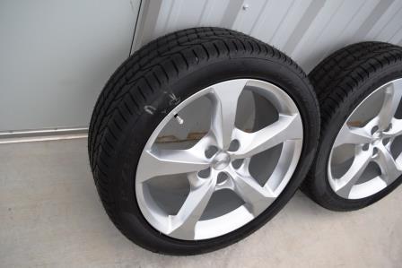 chevy ss camaro 20 inch wheels